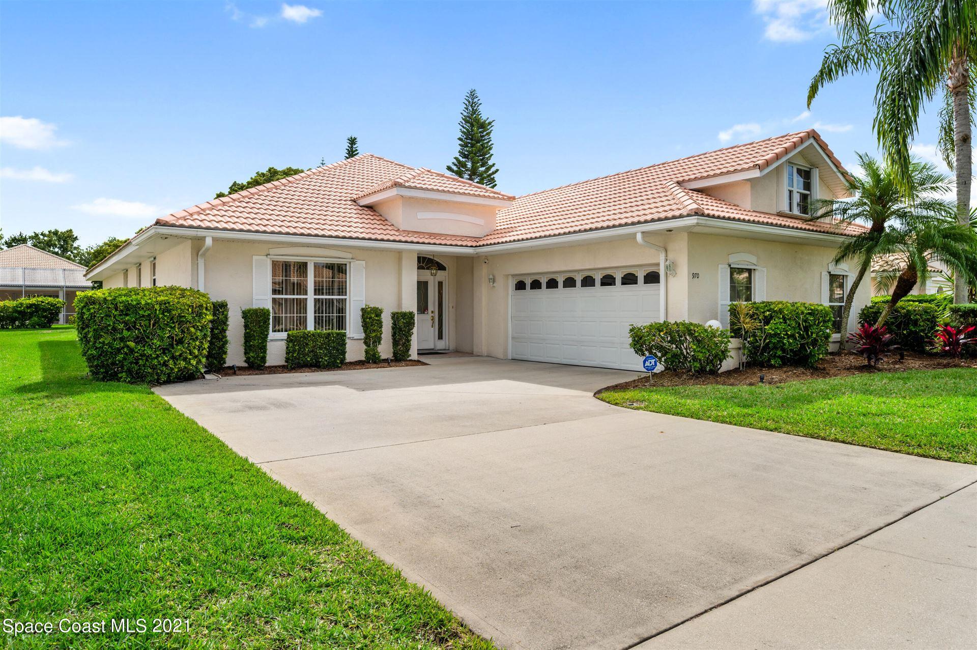 970 Palm Brook Drive, Melbourne, FL 32940 - #: 905310
