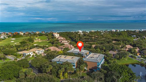 Photo of 240 Hammock Shore Drive #203, Melbourne Beach, FL 32951 (MLS # 890312)