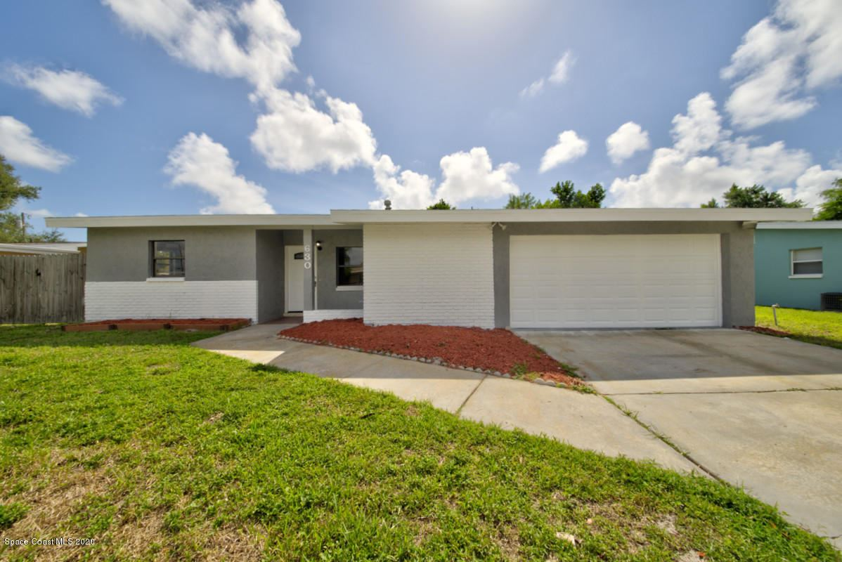 630 Janice Court, Merritt Island, FL 32952 - #: 887312