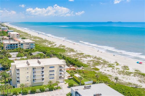 Photo of 1493 S Atlantic Avenue #31, Cocoa Beach, FL 32931 (MLS # 880315)