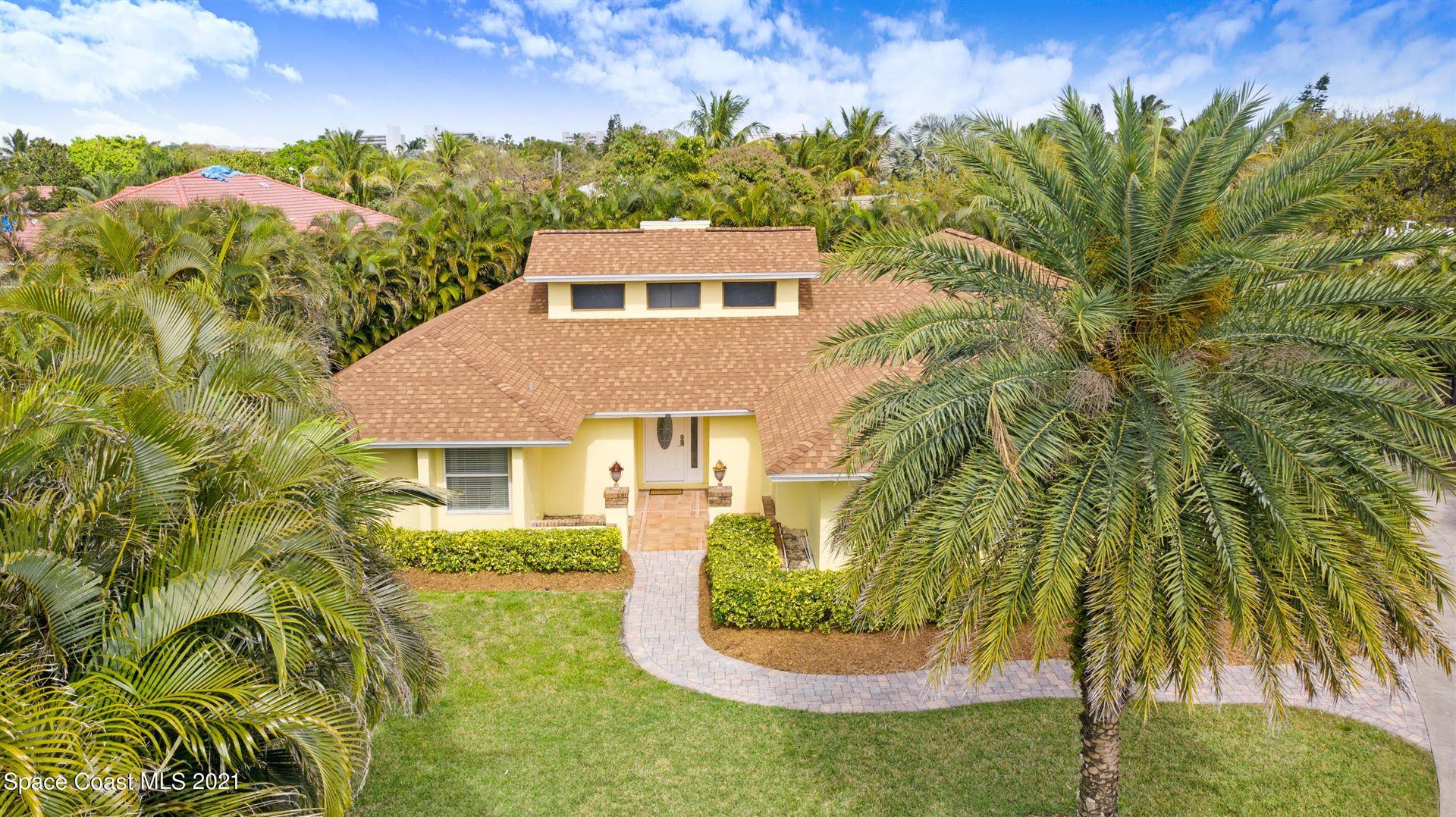 1299 Mosswood Court, Indialantic, FL 32903 - #: 898315