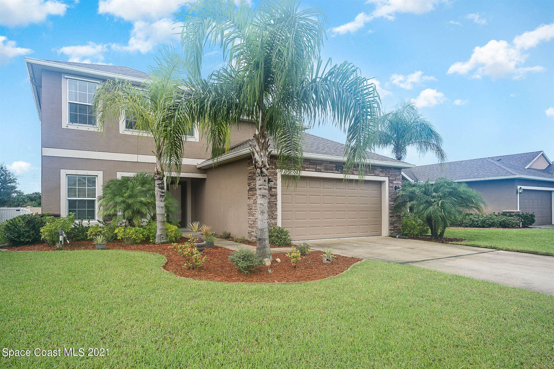 2366 Snapdragon Drive, Palm Bay, FL 32907 - #: 916315