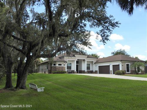 Photo of 1493 Sitka Lane, Malabar, FL 32950 (MLS # 911316)