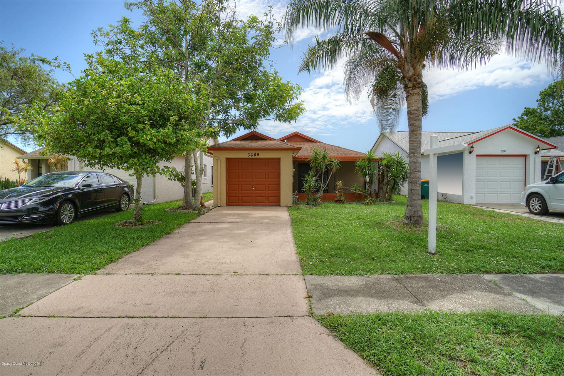 3689 Hardwood Court, Melbourne, FL 32935 - #: 876317