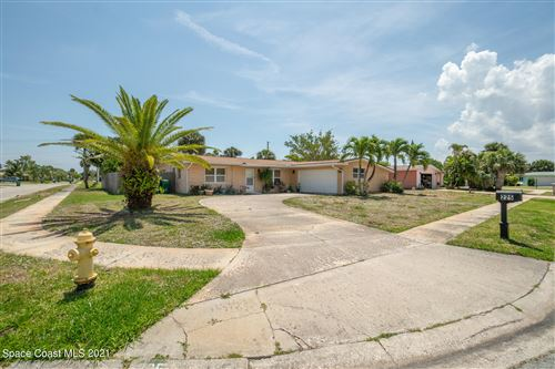Photo of 225 Carissa Drive, Satellite Beach, FL 32937 (MLS # 904319)