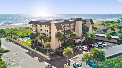 Photo of 555 Jackson Avenue #103, Cape Canaveral, FL 32920 (MLS # 887320)