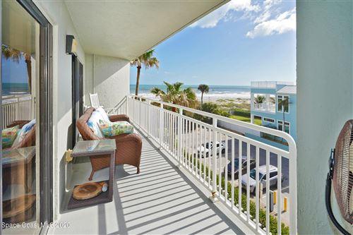 Photo of 85 S Atlantic Avenue #406, Cocoa Beach, FL 32931 (MLS # 893321)