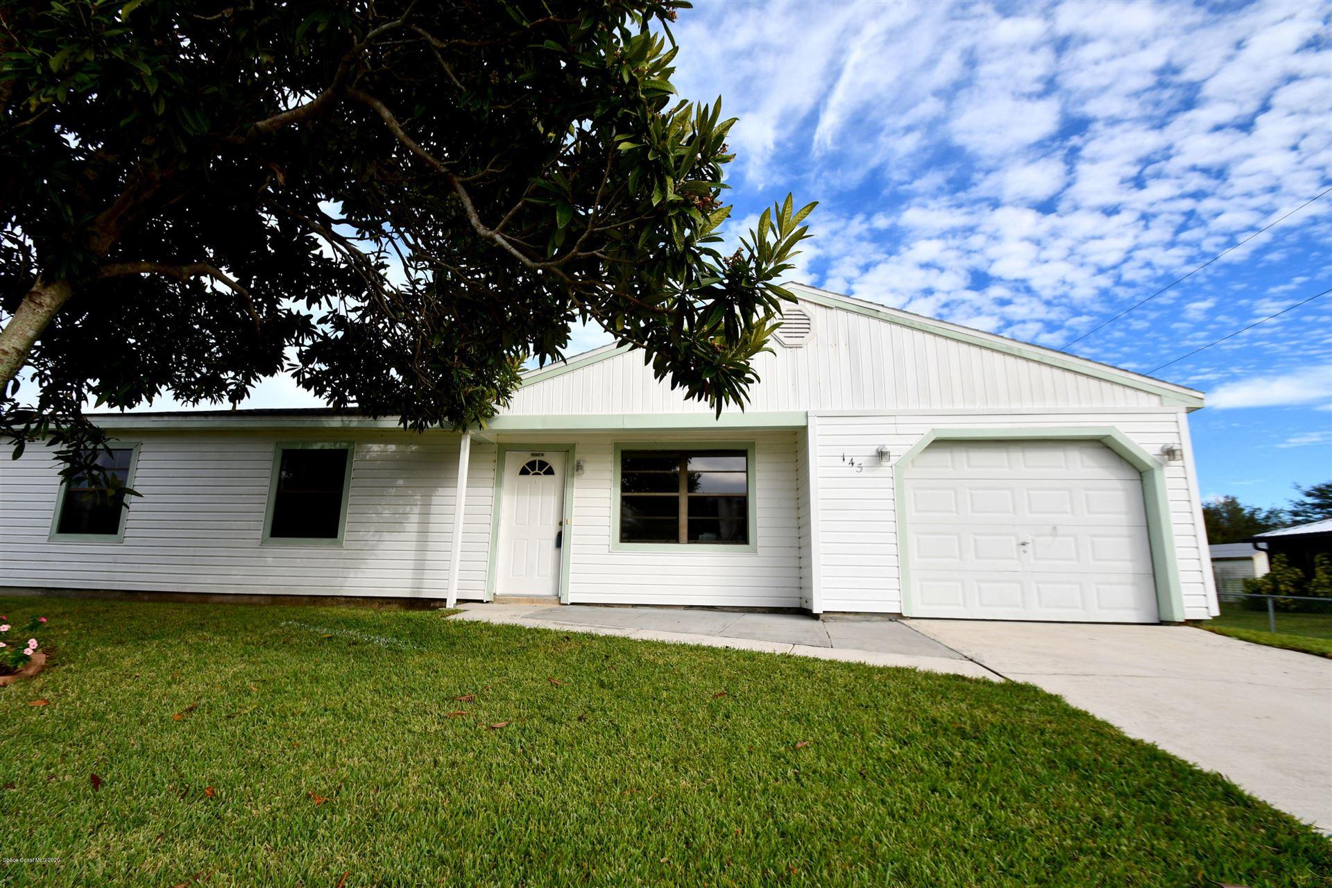 143 Abalone Road #143, Palm Bay, FL 32907 - #: 891324