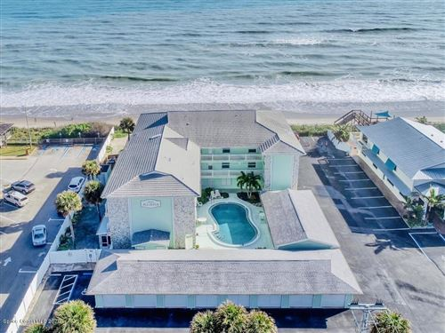 Photo of 1891 Highway A1a #103, Indian Harbour Beach, FL 32937 (MLS # 865325)