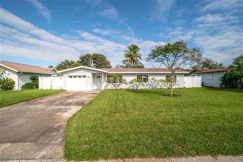 Photo of 233 Curacau Drive, Cocoa Beach, FL 32931 (MLS # 890325)
