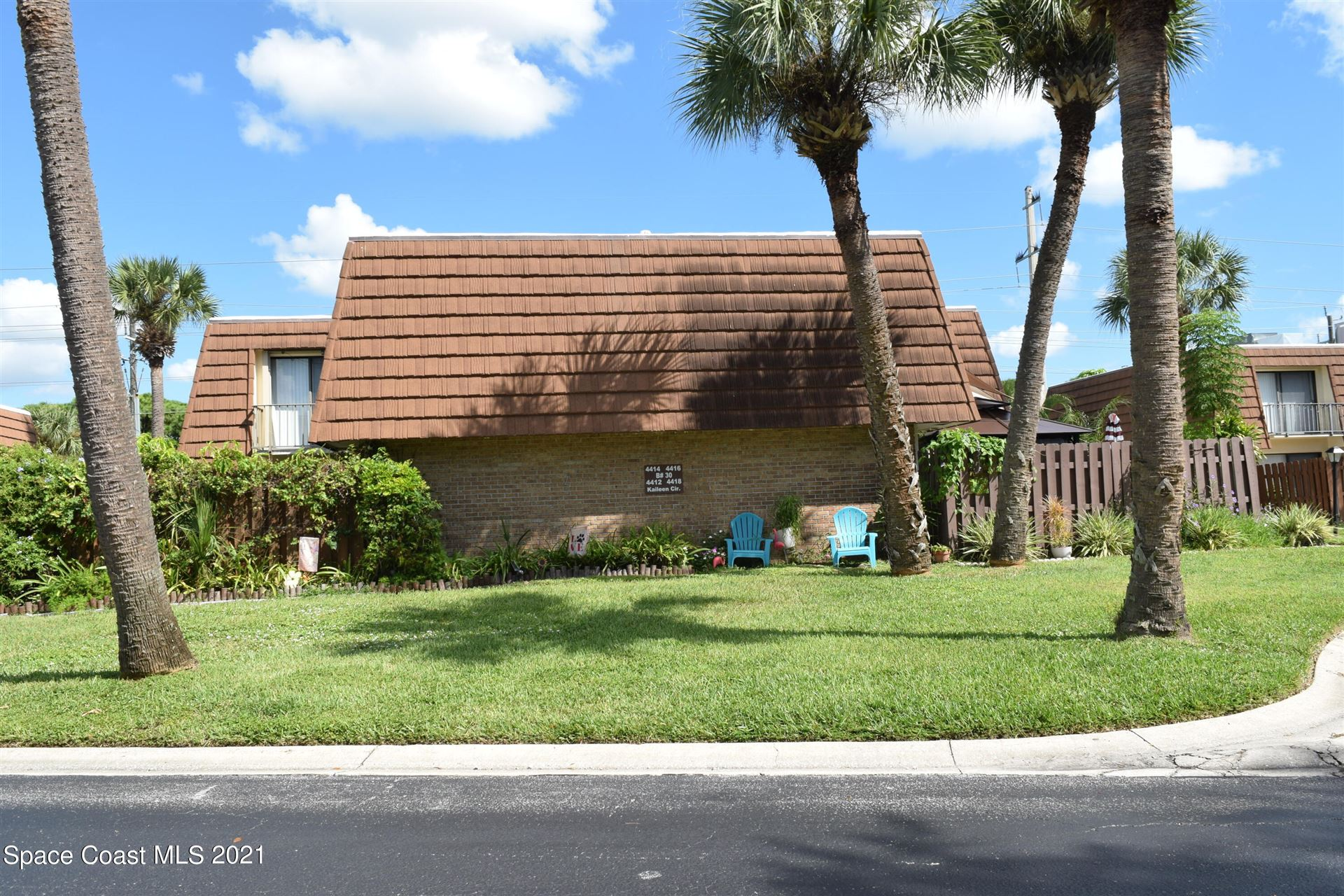 4414 Kaileen Circle, Palm Bay, FL 32905 - #: 913325