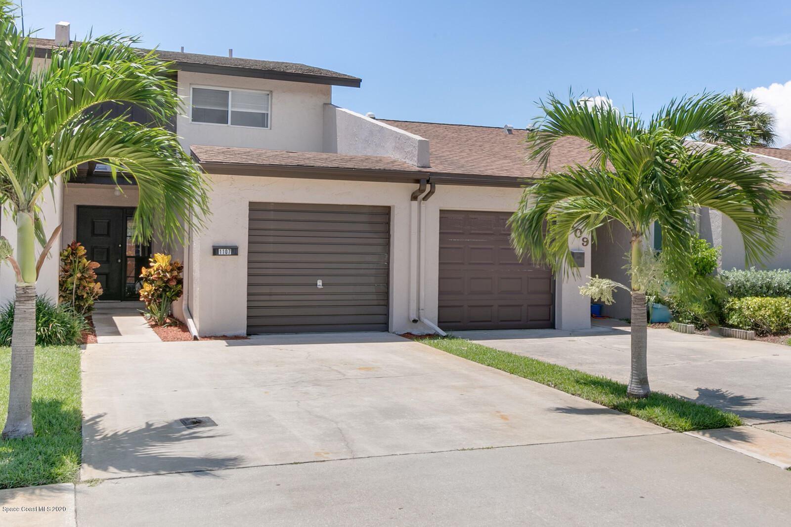 1107 Steven Patrick Avenue, Indian Harbour Beach, FL 32937 - #: 882327