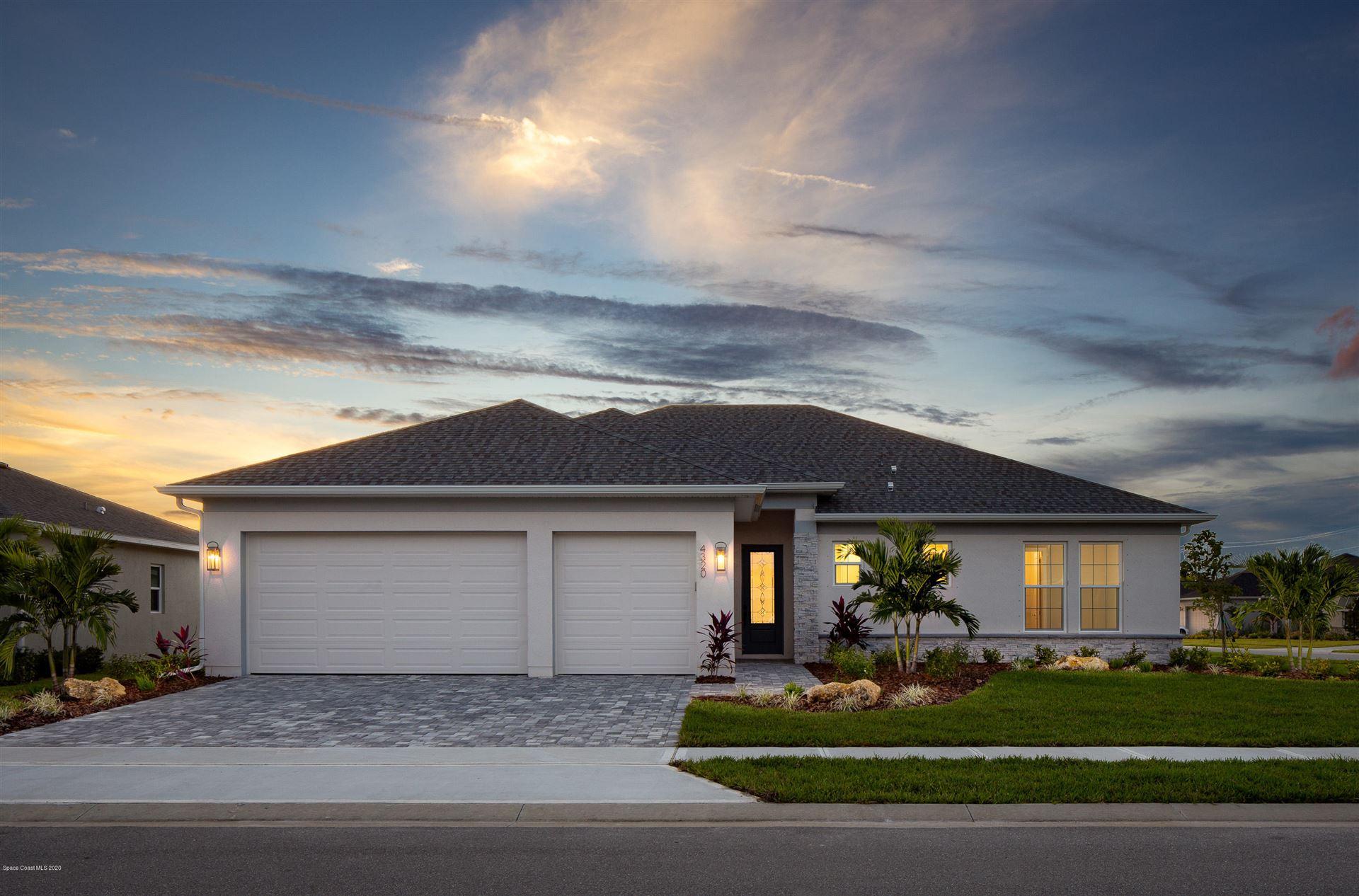 4047 Baxter Springs Lane, Melbourne, FL 32940 - #: 888327