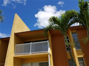 Photo of 250 N Banana River Drive #4, Merritt Island, FL 32952 (MLS # 858328)