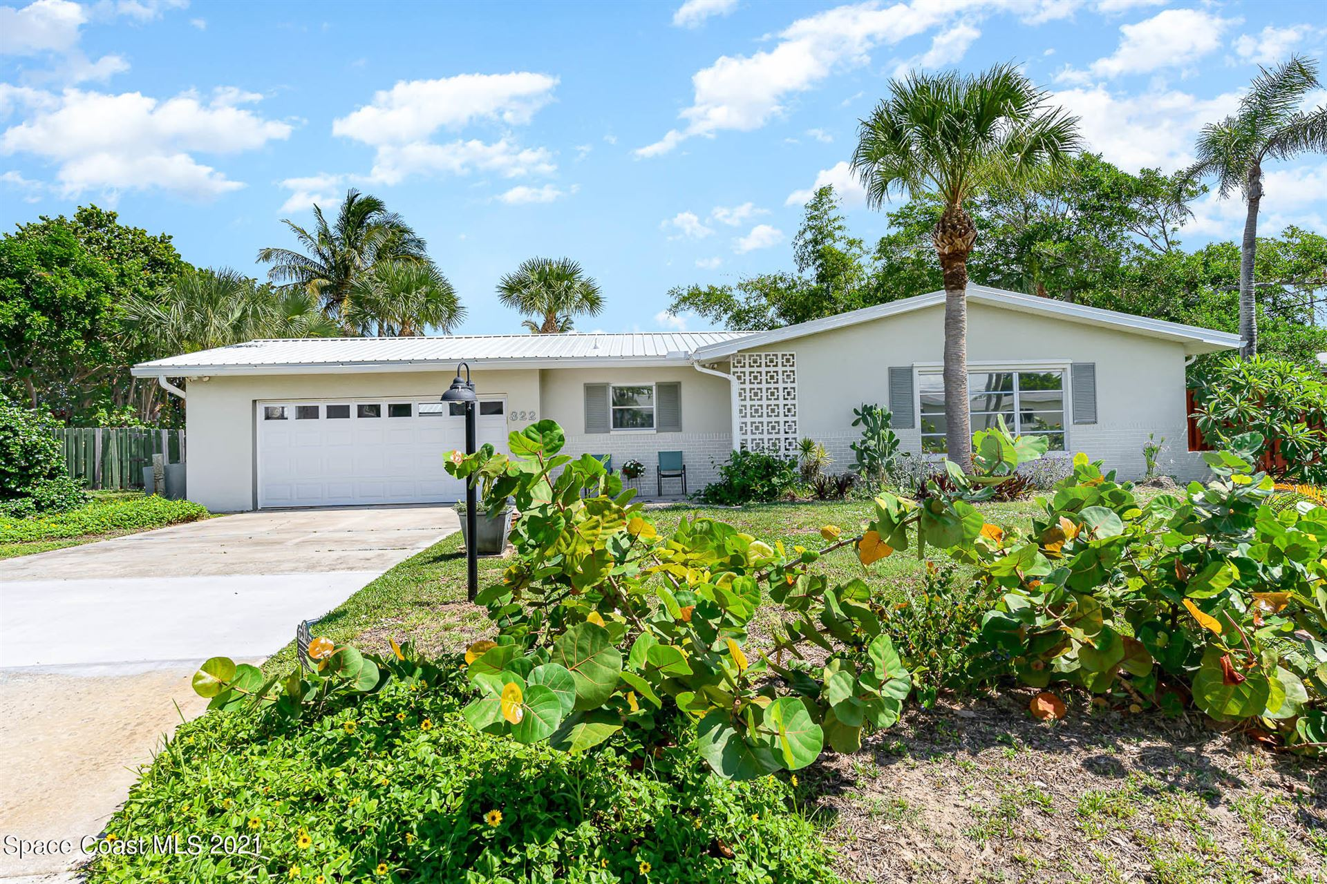 322 Beach Street, Indialantic, FL 32903 - #: 911329