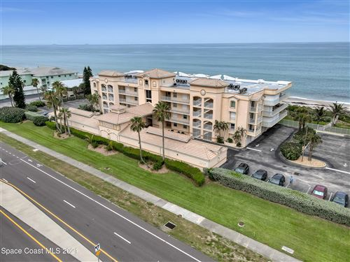 Photo of 1907 Highway A1a #102, Indian Harbour Beach, FL 32937 (MLS # 908330)