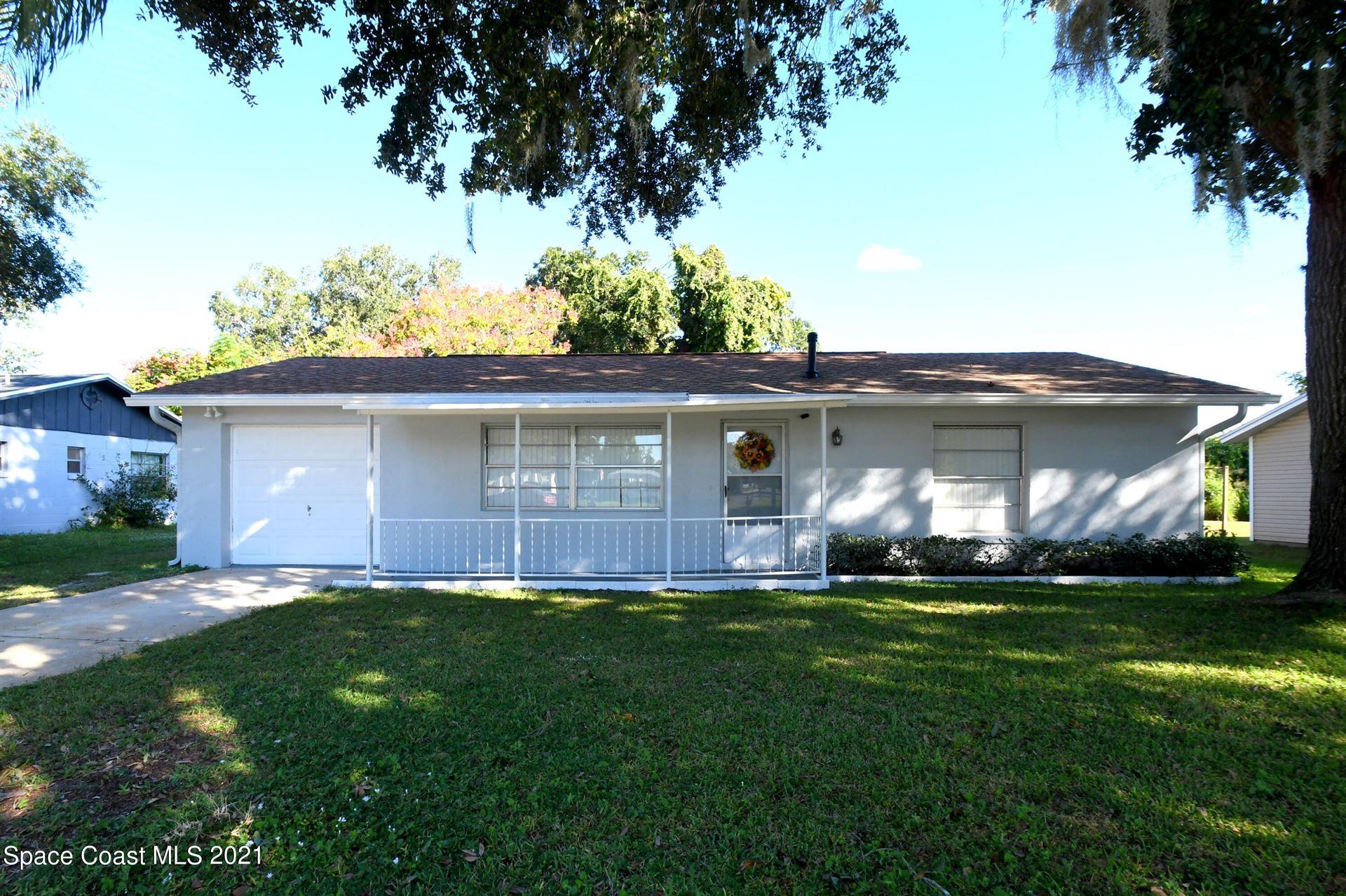 3616 E Powder Horn Road, Titusville, FL 32796 - #: 918335