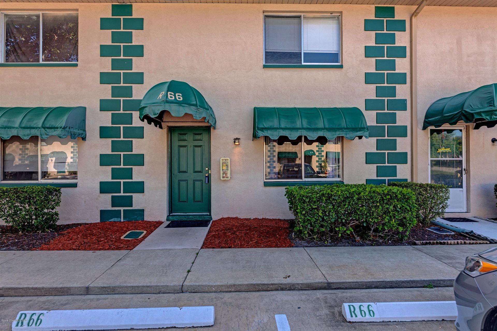 1880 Murrell Road #66, Rockledge, FL 32955 - #: 884337