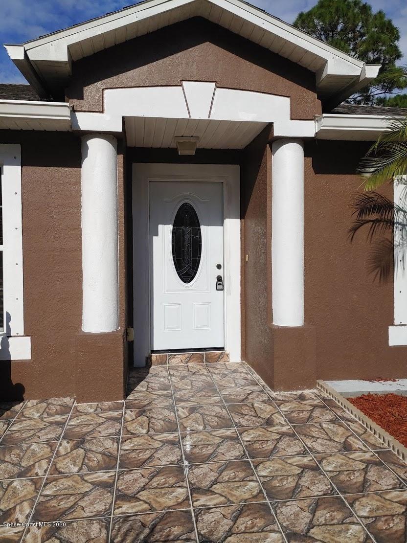 1919 SE Thomasville Avenue, Palm Bay, FL 32909 - #: 886337