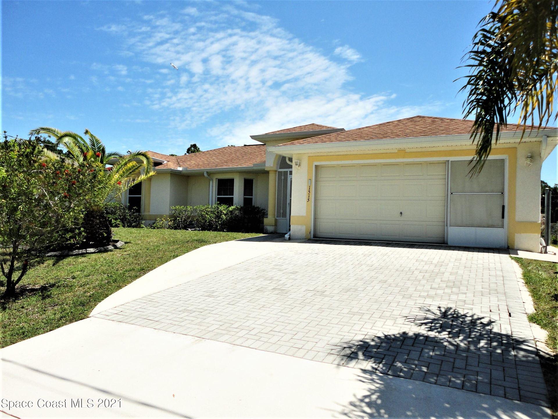 1515 Dallam Avenue, Palm Bay, FL 32907 - #: 902341