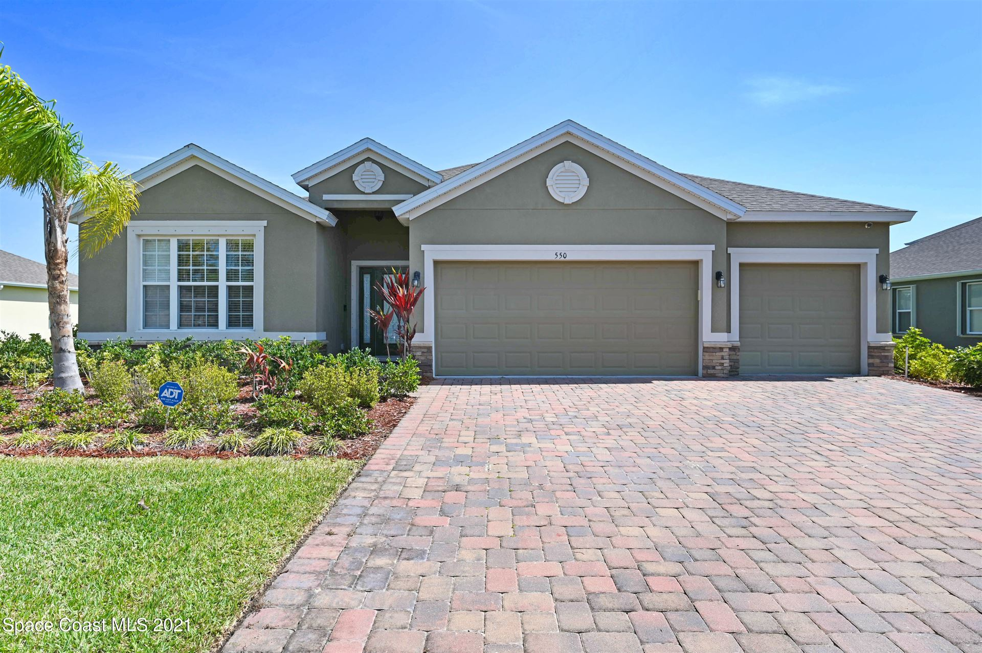 550 Easton Forest Circle, Palm Bay, FL 32909 - #: 902342