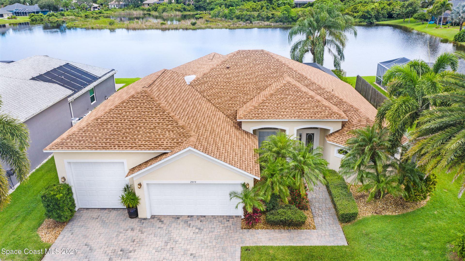 2018 Auburn Lakes Drive, Rockledge, FL 32955 - #: 911343