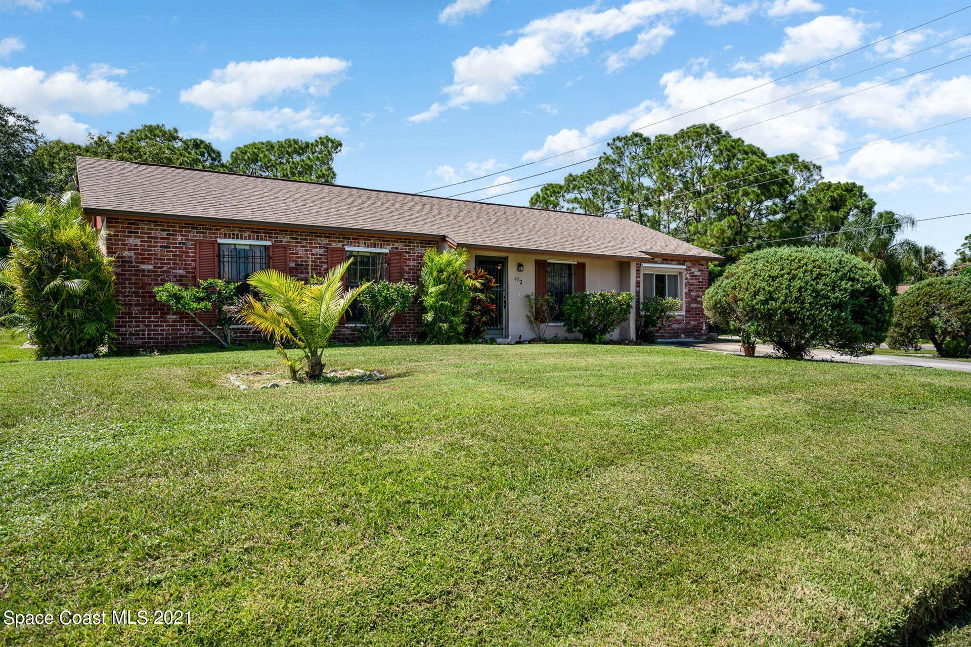 492 Conover Avenue, Palm Bay, FL 32907 - #: 914346