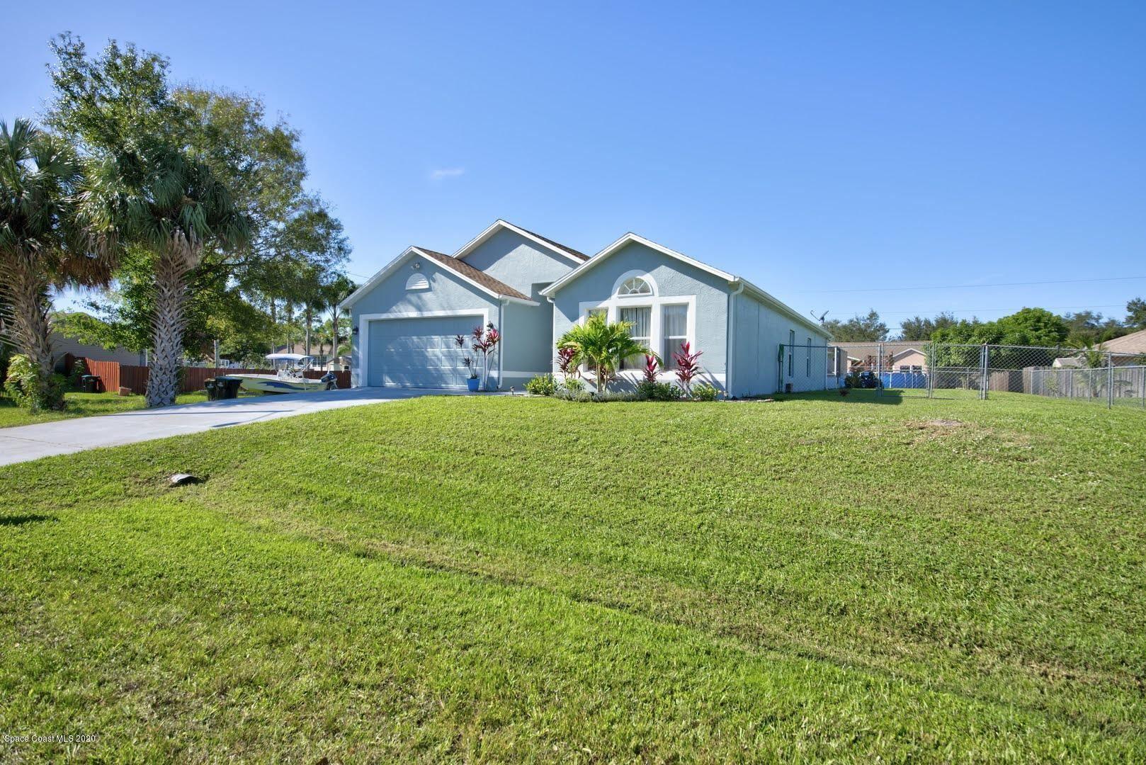 1166 Falcon Avenue, Palm Bay, FL 32907 - #: 890347