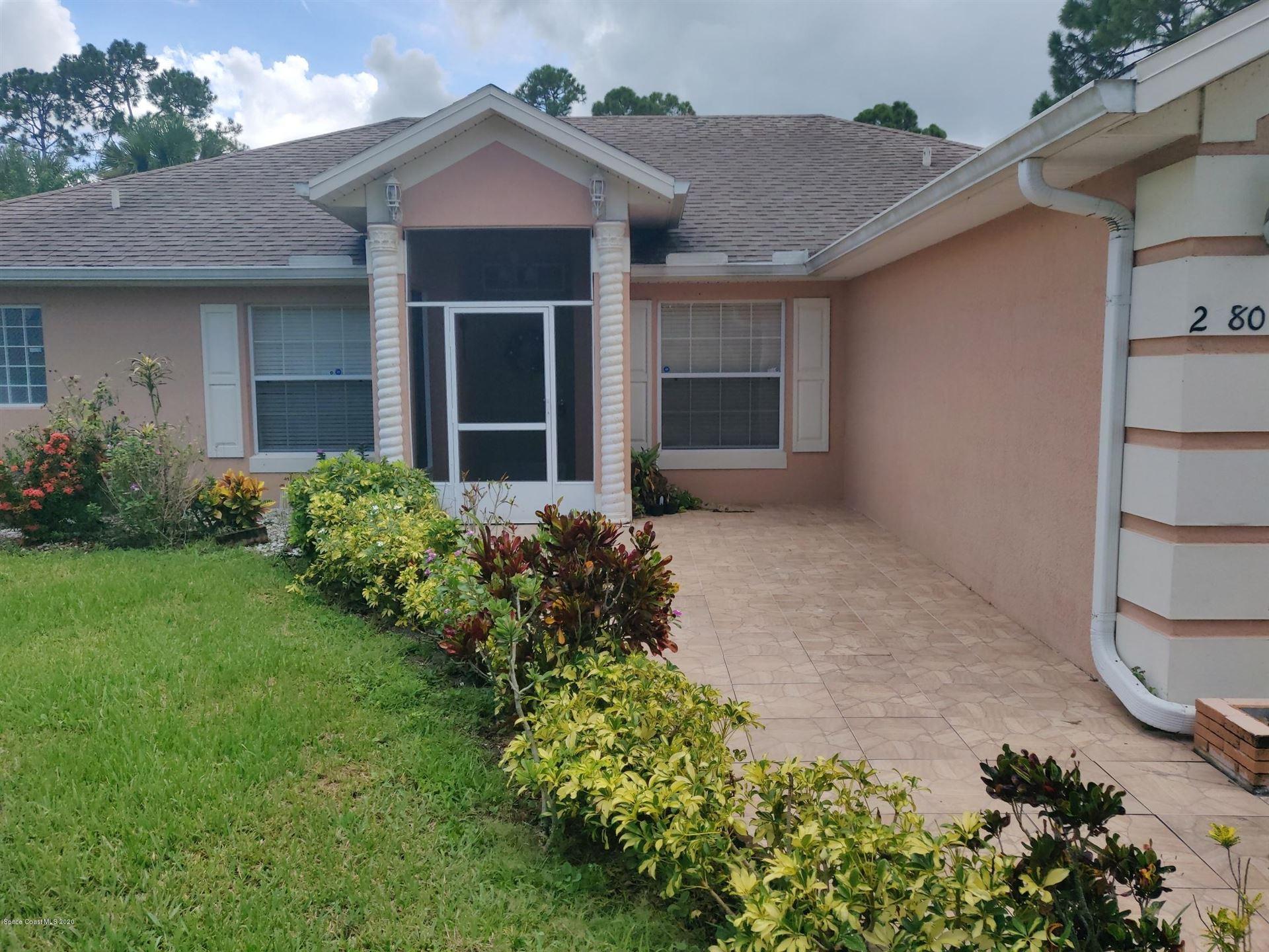 2780 Tolman Avenue, Palm Bay, FL 32909 - #: 881352