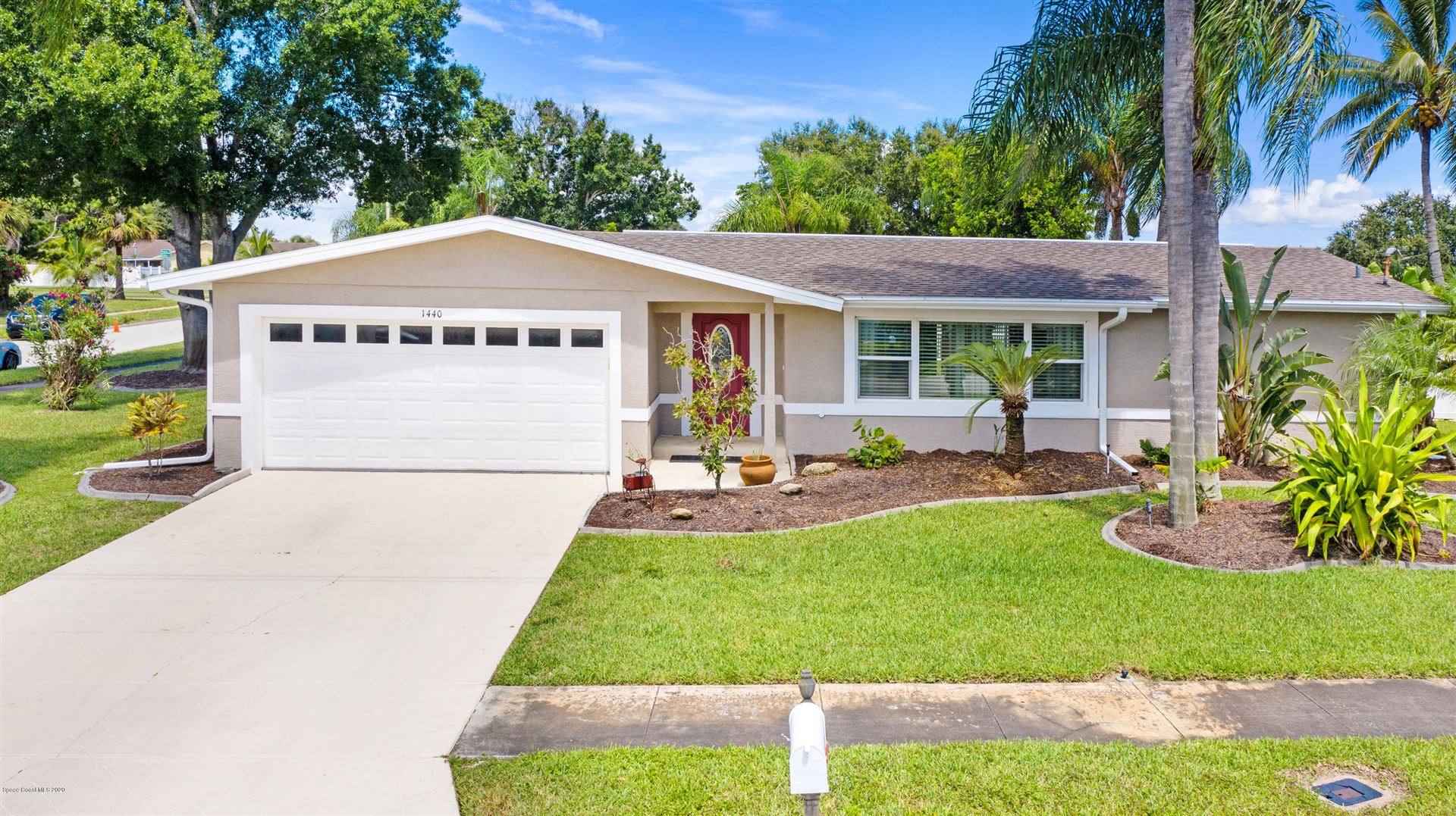 1440 W Central Avenue, Merritt Island, FL 32952 - #: 885356