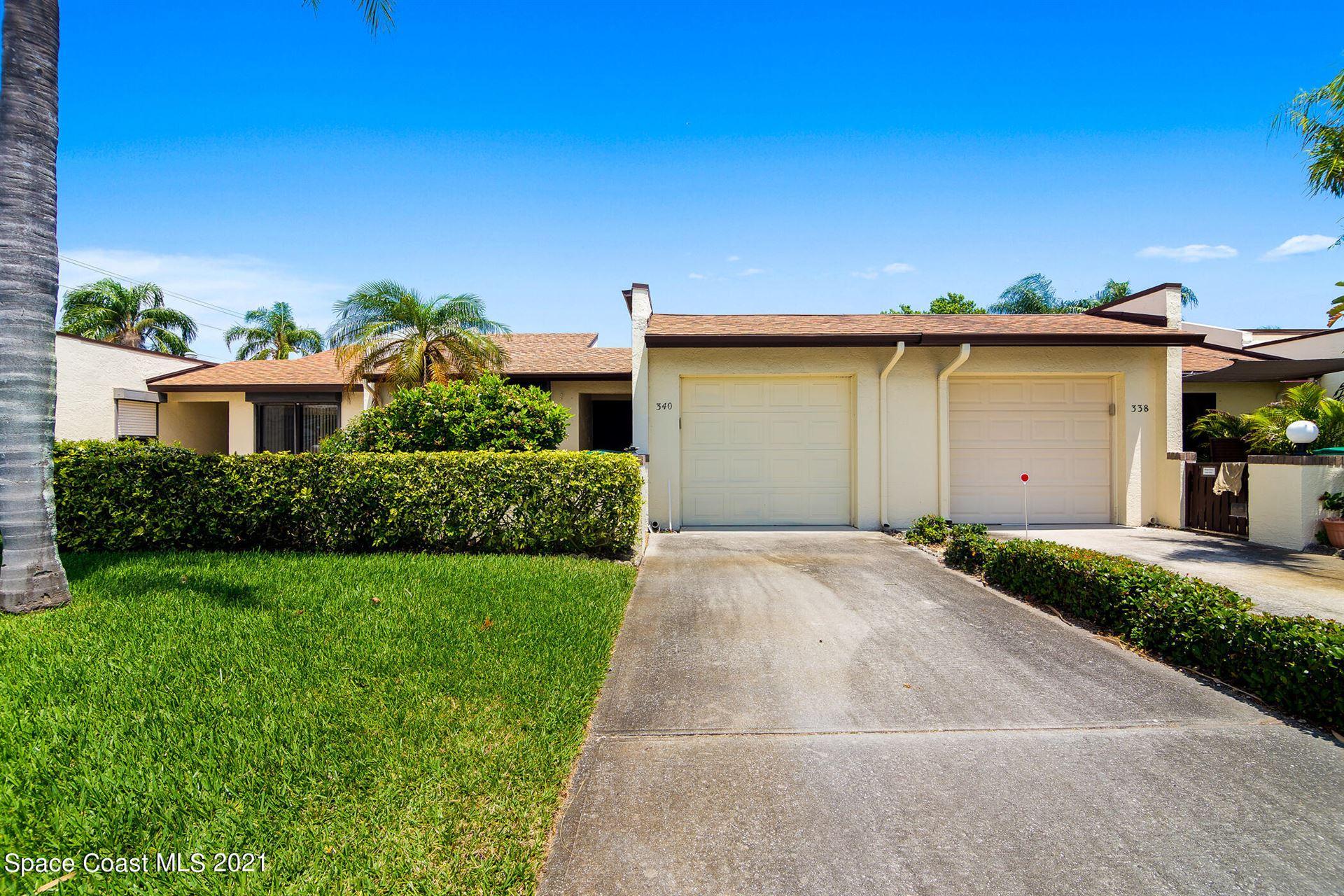 340 Markley Court, Indian Harbour Beach, FL 32937 - #: 904357