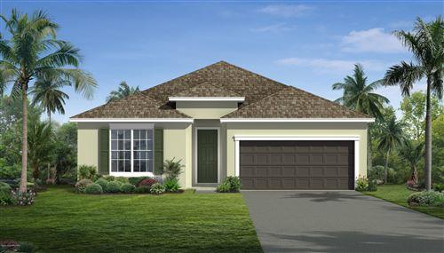 Photo of 548 Corbin Circle, Palm Bay, FL 32908 (MLS # 881360)