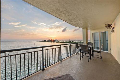Photo of 4125 W End Road #302, Cocoa Beach, FL 32931 (MLS # 880361)