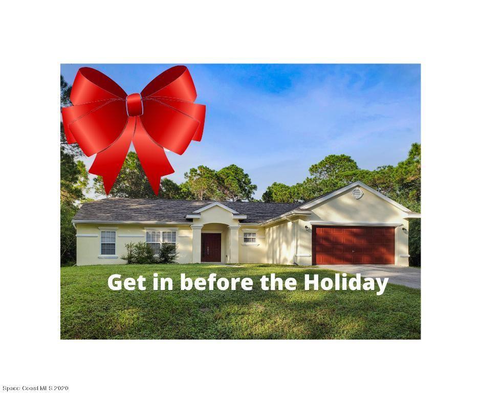 1381 Giddings Street, Palm Bay, FL 32908 - #: 889361