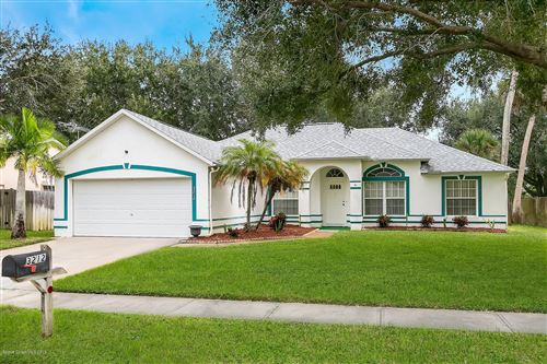 Photo of 3212 Brentwood Lane, Melbourne, FL 32934 (MLS # 860363)