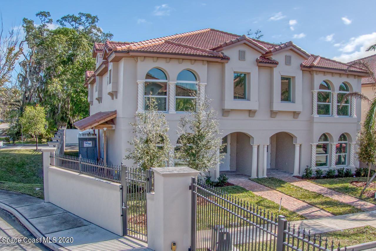 2215 Enjoya Lane, Melbourne, FL 32901 - #: 893365