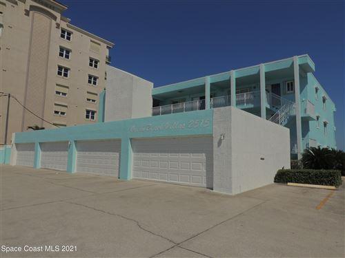 Photo of 2515 S Atlantic Avenue #201, Cocoa Beach, FL 32931 (MLS # 911369)