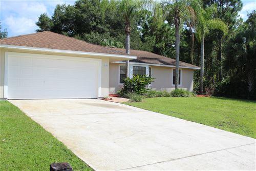 Photo of 529 Wicker Road, Palm Bay, FL 32908 (MLS # 882370)