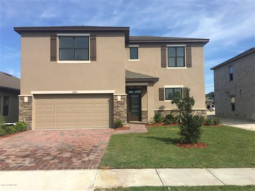 Photo of 4040 Dragonfly Drive, West Melbourne, FL 32904 (MLS # 858371)