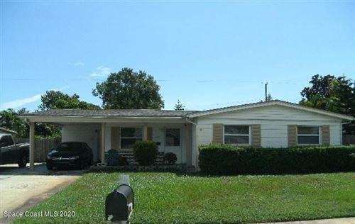 Photo of 1434 Hagen Lane, Rockledge, FL 32955 (MLS # 889374)