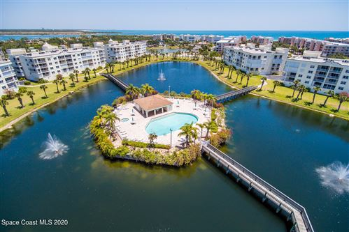 Photo of 8911 Lake Drive #A203, Cape Canaveral, FL 32920 (MLS # 895374)
