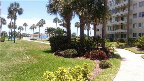 Photo of 2020 N Atlantic Avenue #305, Cocoa Beach, FL 32931 (MLS # 901375)