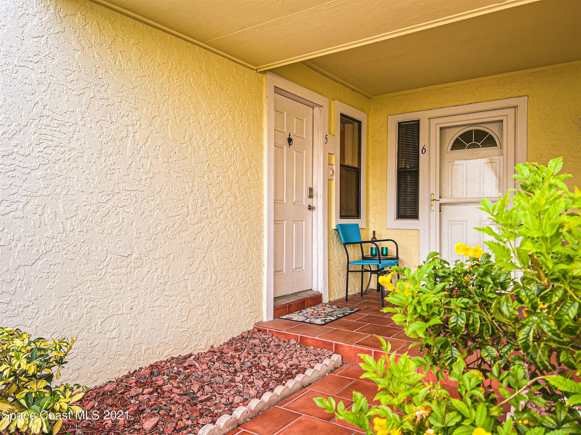 101 La Costa Street #5, Melbourne Beach, FL 32951 - #: 917376