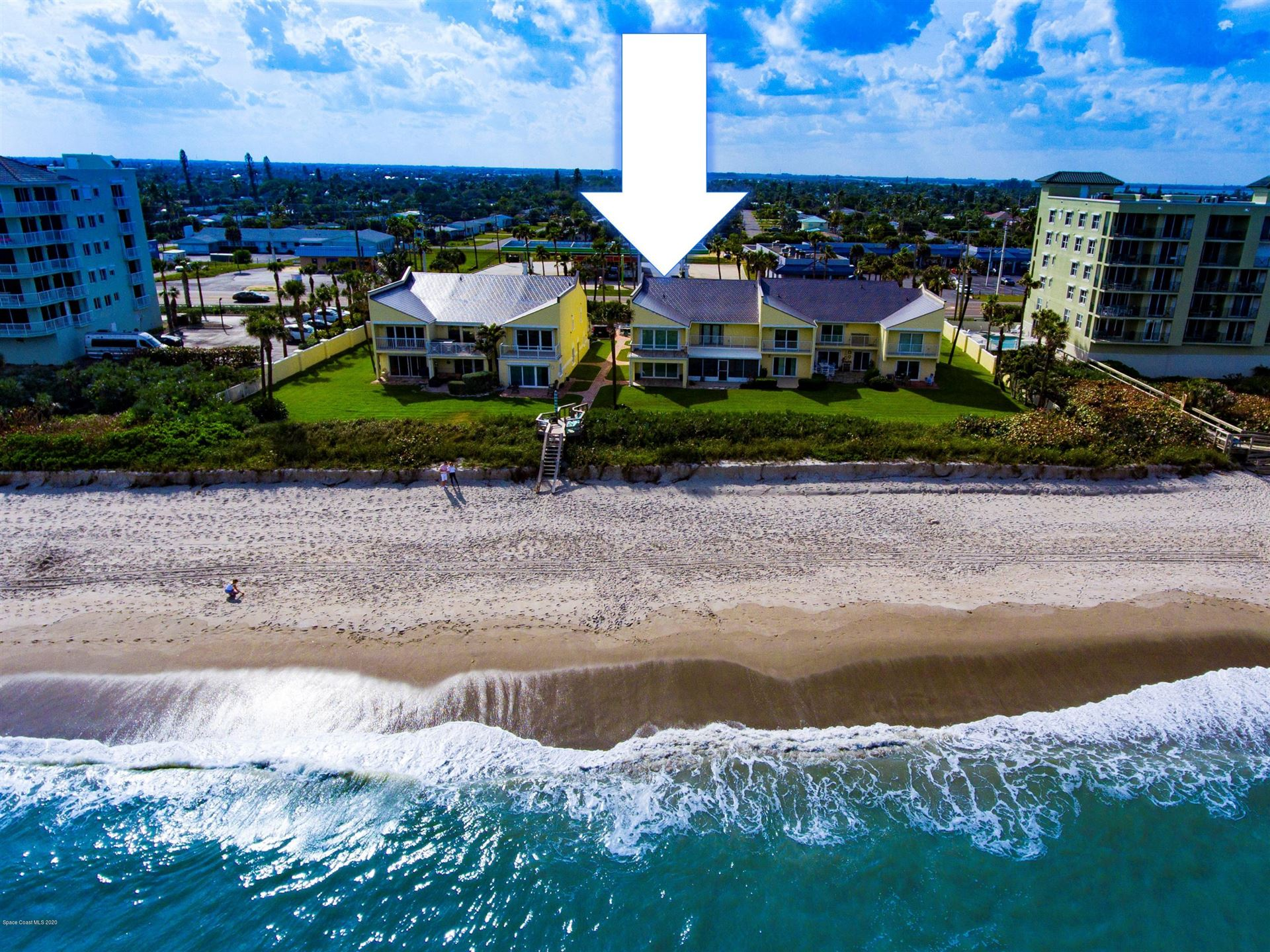 259 Ocean Residence Court, Satellite Beach, FL 32937 - #: 900378
