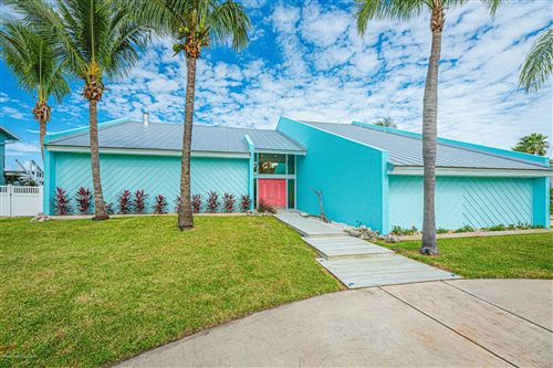 Photo of 420 S Banana River Boulevard, Cocoa Beach, FL 32931 (MLS # 888383)
