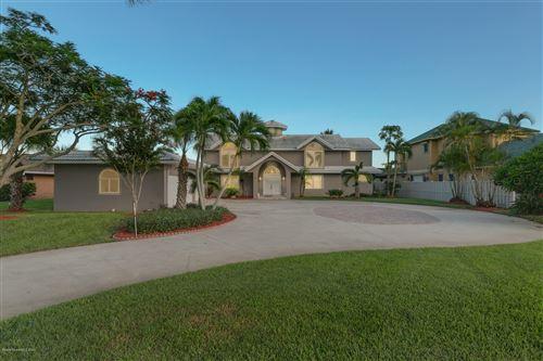 Photo of 441 S Banana River Boulevard, Cocoa Beach, FL 32931 (MLS # 883384)