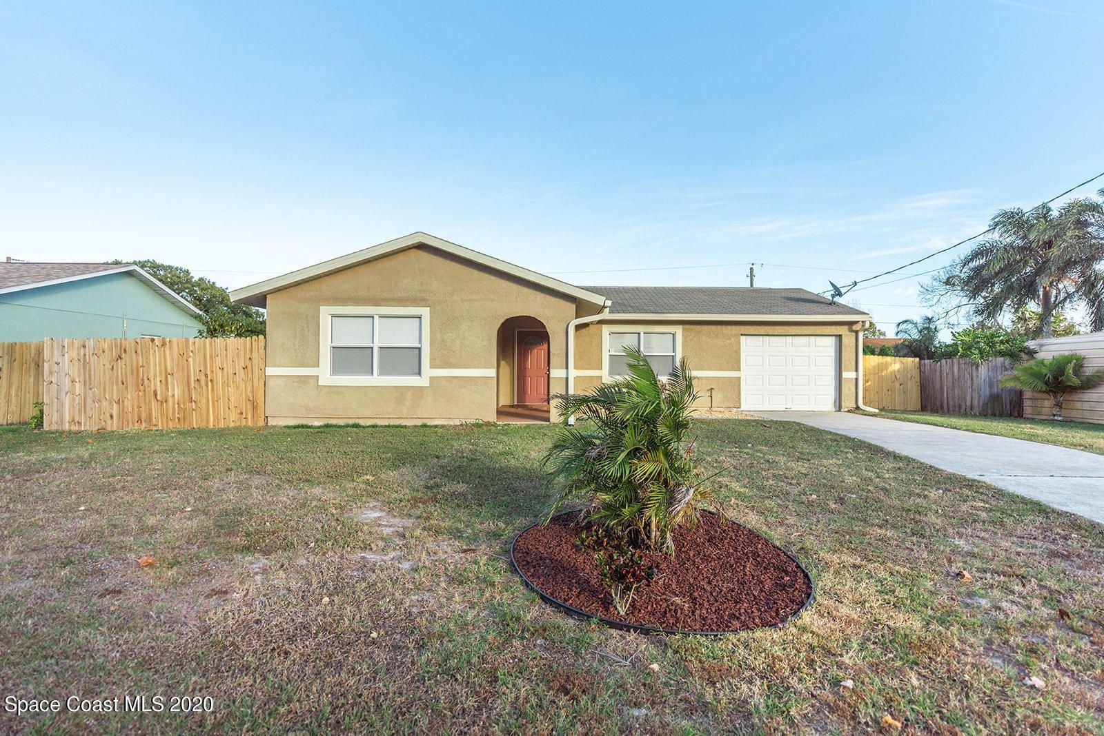 155 Fecco Street, Cocoa, FL 32927 - #: 893387