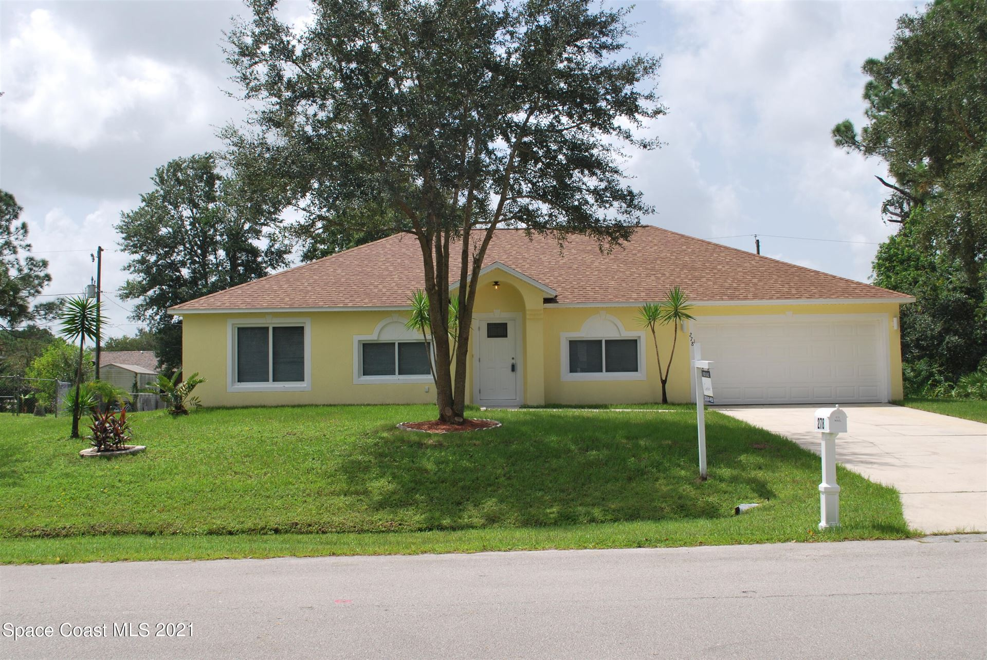 278 Cameron Street, Palm Bay, FL 32909 - #: 910388