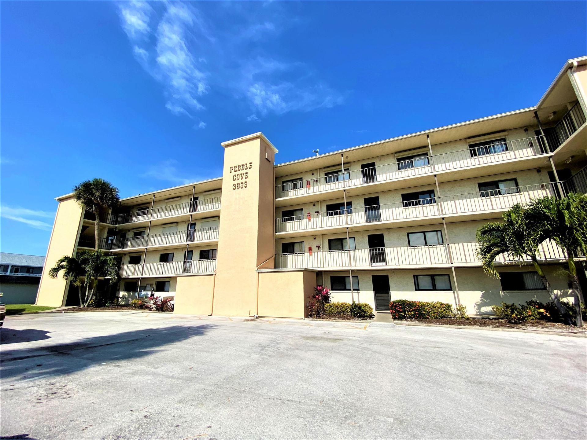 Photo for 3833 S Banana River Boulevard #202, Cocoa Beach, FL 32931 (MLS # 903389)