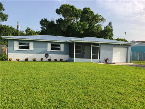 Photo of 3140 Mary Street, West Melbourne, FL 32904 (MLS # 879390)